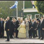 Bezoek Prins Willem Alexander en Prinses Maxima aan de Zaanse Schans in 2001 21.50537
