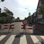 Guisweg afgesloten