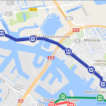 Metro AT5 kaart