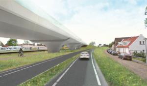 nulplus viaduct krommenie