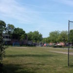 voetbalveld westerkoog