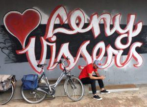 Leny Vissers Koopman van Hester Wandel