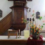 kerk krommenie preekstoel