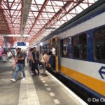 trein station zaandam passagiers