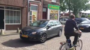 auto fiets czaar peterstraat