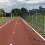 fietspad provincialeweg vincent van goghweg