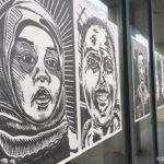 muurtekeningen uwv vluchtelingen 2