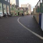 slinger begin stadhuisplein