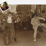 fiets slider Anneke van Dok
