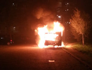 caravan brand wormer politie