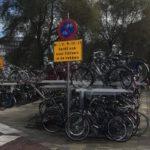 fietsenstalling De Slinger station zaandam zaanstad