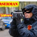 Rob Swart Laserman Slider