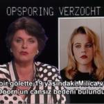 milica van doorn opsporing 1992