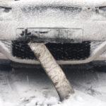 ongeluk auto sneeuw