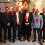 PVV Zaanstad genummerd