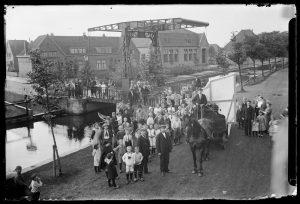 school met de bijbel 1920 brug blok