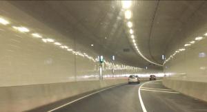 tunnel spaarndammerbuurt