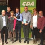 CDA Znstd top 10 kandidatenlijst