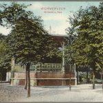 muziektent wilhelminapark