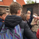 Herdenking Noorderschool Oostzaan