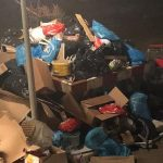 dodoneusstraat afval