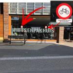 verboden voor fietsen fietsenpakhuis