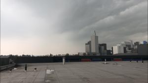 Wormerveer tomelapse storm