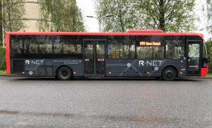 bus r-net geen dienst 620