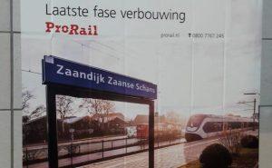 station zaandijk juli 2018