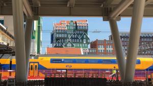 Nunc Architecten spoor Zaandam Slider
