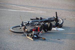 ongeluk havenstraat fiets