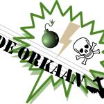 reageren op De Orkaan