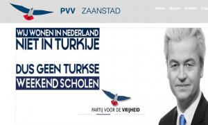 Weekendscholen PVV