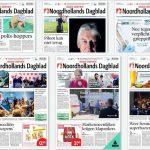 NHD 6 kranten