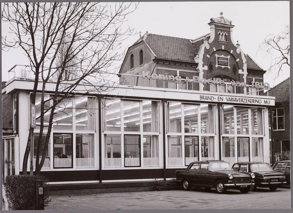 k&b in 1974