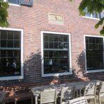Restaurant D'Hoop op de Swarte Walvisch couwenhoven