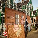 Slider Sinterklaasintocht 2018 Zaanse Schans