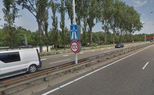 prins bernhardweg A7 100 km