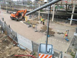 spooroverbouwng okt 2018 fietspad
