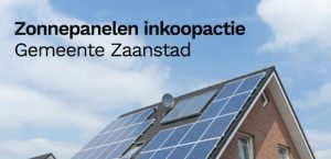 zonnepanelen zaanstad