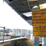 28 jan 2019 uitgang afgesloten station zaandam