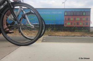 fietspad krommenie 2018