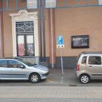 invaliden parkeren zaantheater