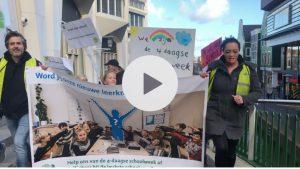 protest vierdaagse schoolweek Tamarinde