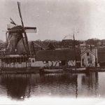 Molen De Hoop rond 1900