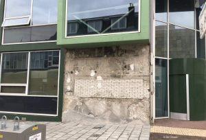 vitrine typhoongebouw