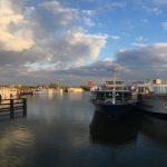 cruiseschepen voorzaam april 2019 orkaan