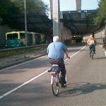 erwin ijtunnel fietsen
