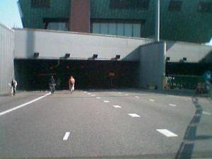 erwin ijtunnel fietsen 2