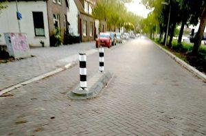 havenstraat-paaltjes